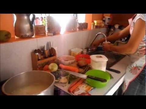 Receta De Cocina Arroz Con Pollo
