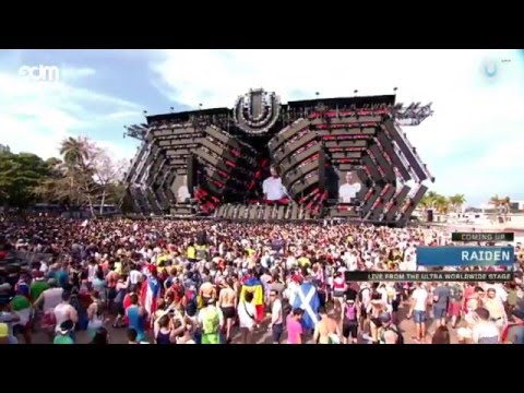 Inna - Hot (Blasterjaxx Remix)  UMF Miami 2016