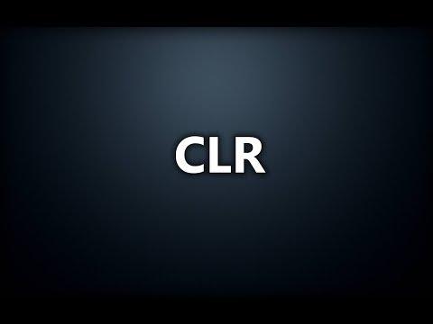 Устройство CLR / .NET Framework