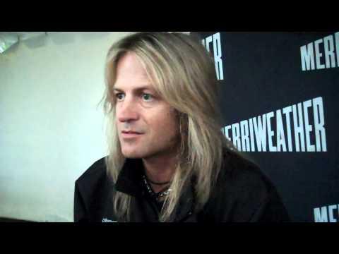 Shockwave Magazine: Shockwave TV: Whitesnake: Doug Aldrich Interview
