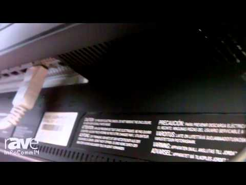InfoComm 2014: NEC Exhibits Its EA244UHD Multi-Sync 4K Display