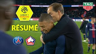 Paris Saint-Germain - LOSC ( 2-1 ) - Résumé - (PARIS - LOSC) / 2018-19