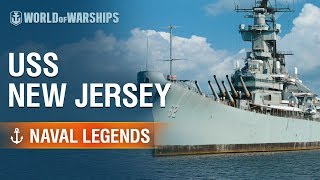 [World of Warships] Naval Legends: USS New Jersey