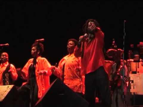 Reaggae Sunsplash Nairobi 98 Lucky Dube L video