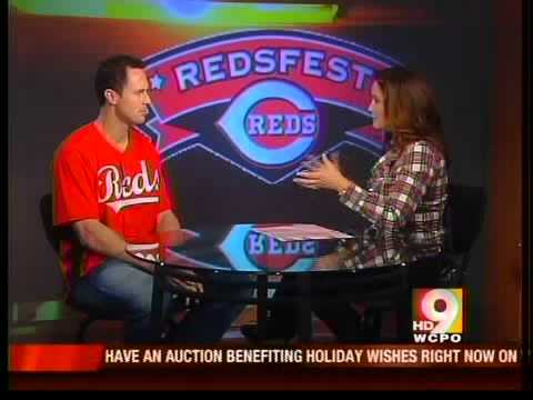 Drew Stubbs previews Redsfest
