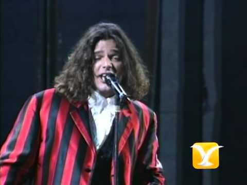 Ricky Martin, Susana, Festival de Viña 1993