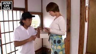 My sister is having breakfast with her uncle. (JAPAN LIFE VLOG Vida Japonesa) 126