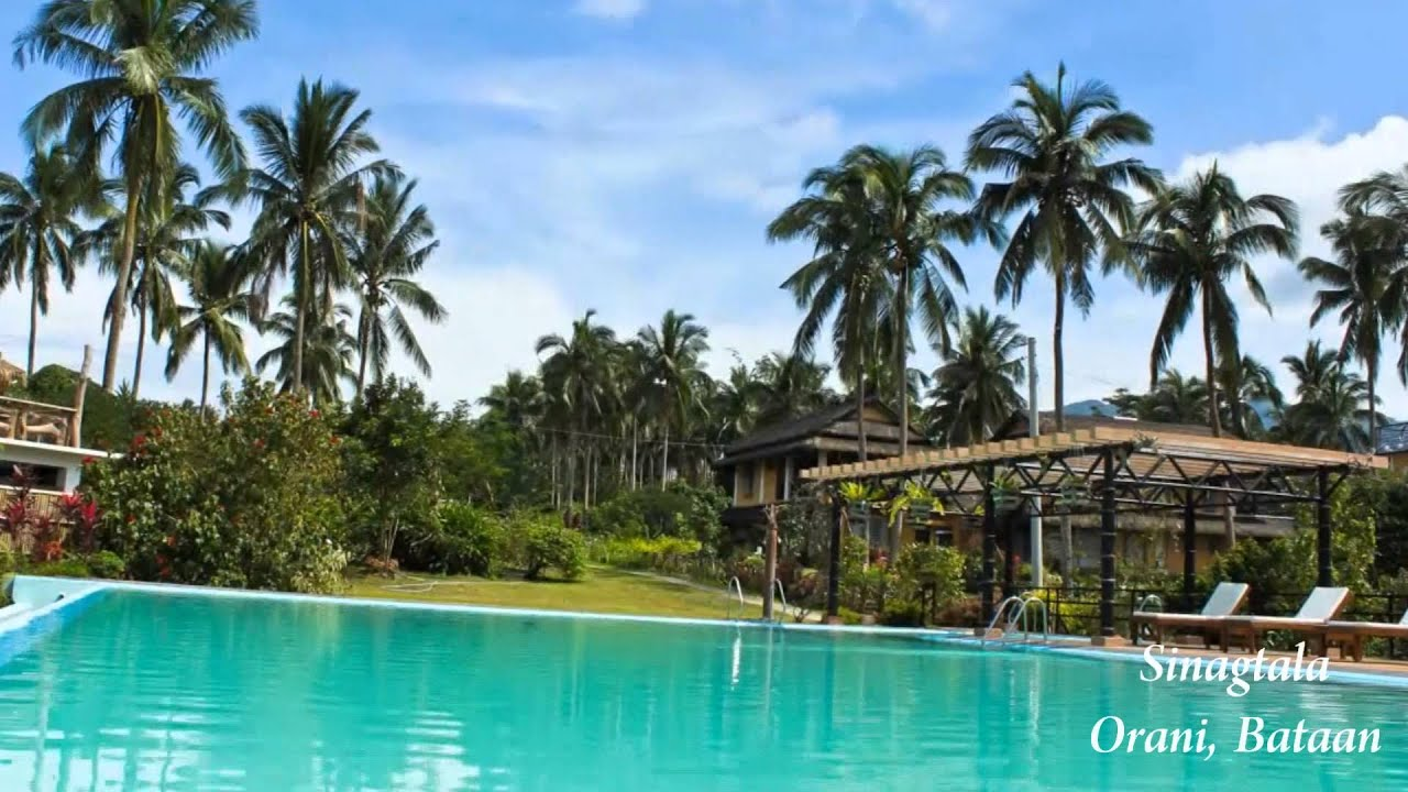 Sinagtala orani bataan youtube for Beach resort in bataan with swimming pool