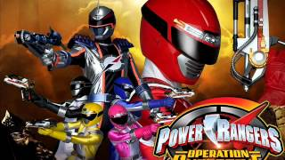 Power Rangers - Operation Overdrive (Theme Song).