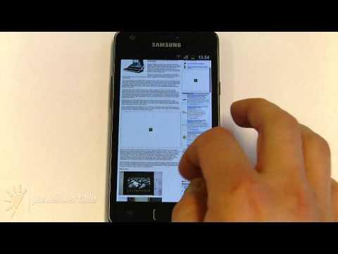 Samsung Galaxy S II - Selain