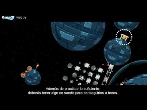 Cómo conseguir los huevos dorados en Angry Birds Star Wars - Mp3.es