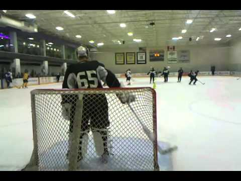 Los Angeles Kings Rookie Camp - Behind the Net 9/11/10