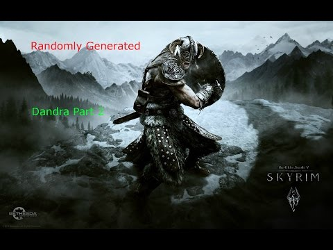 Let's Play Randomly Generated Skyrim Part 2 - Drunk and Disorderly
