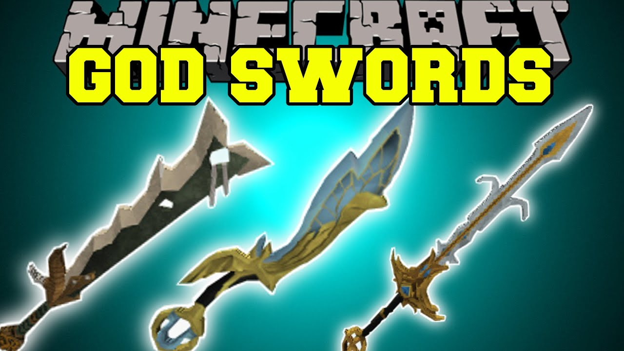 HOW TO CRAFT A $10,000 GOD SWORD! *OVERPOWERED* …