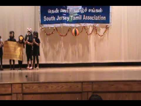 SJTA Tamil New Year 2010 - Thirukural Kathaigal - By Guna