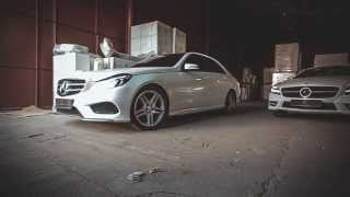 THIRTEEN™ Mercedes-Benz CLS + E-Class