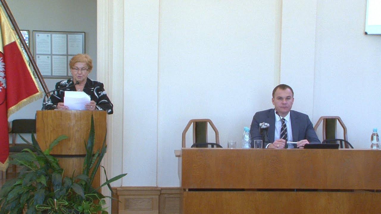 II sesja Rady Miejskiej, część II