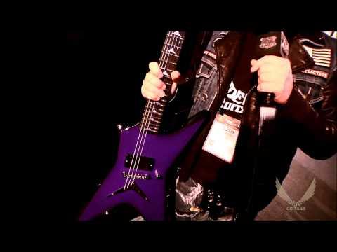 Dean Guitars 2015 N.A.M.M. Highlights - Wayne Static Modifier ML