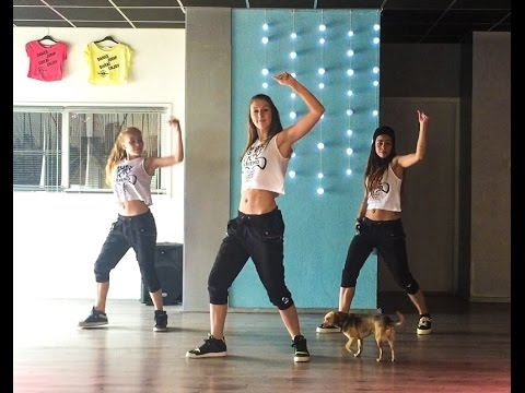 I dont like it, I love it - Robin Thicke & Flo Rida - Easy Dance Fitness Choreography