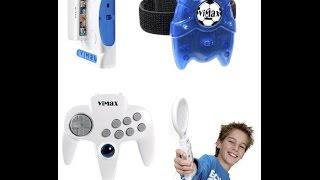 VIMAX gameconsole gameplay