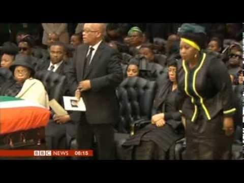 Nelson Mandela State Funeral Full Version pt 1