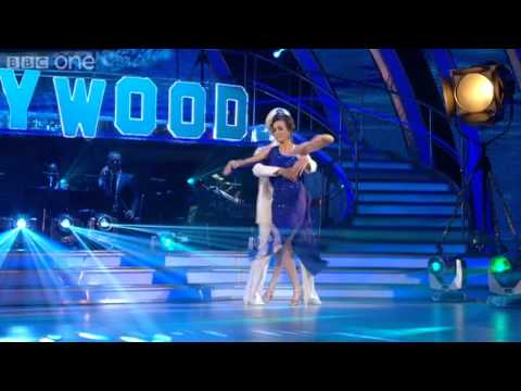Victoria Pendleton & Brendan Rumba to 'Up Where We Belong' - Strictly Come Dancing 2012 - BBC One