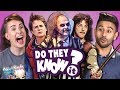 DO COLLEGE KIDS KNOW 80s MOVIES? (REACT: Do They Know It)