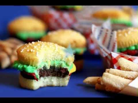 Cool diy decorating ideas for cupcakes youtube for Creative cupcake recipes and decorating ideas