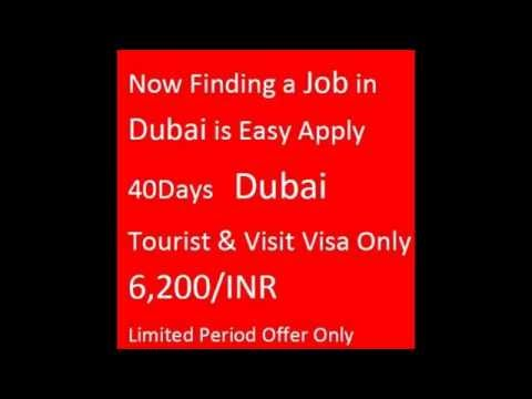 Dubai Visa, UAE Visit & Tourist Visa Services in Hyderabad