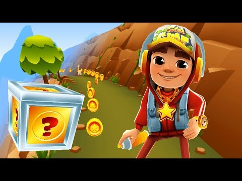 SUBWAY SURFERS GAMEPLAY HD - PERU ✔ JAKE AND 28 MYSTERY BOXES OPENING