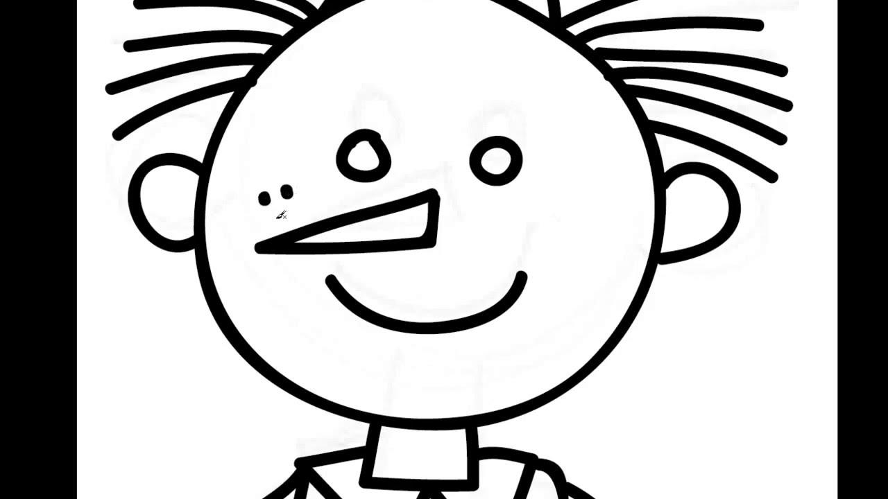 How to draw pinocchio youtube - Dibujos de pared para ninos ...