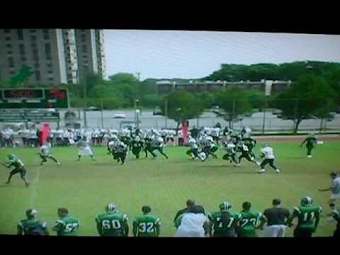 Truman Football Highlights