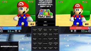 puncayshun vs Shansss   Winners Final   GSA Triple Bingo Tournament 2018