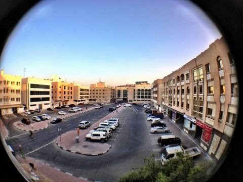 IPHONE 4S FISHEYE LENS TEST