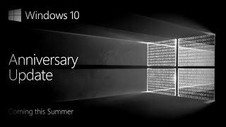 Windows 10 Anniversary Update выйдет 2 августа