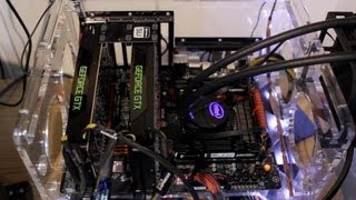 NVIDIA GTX 680 2-Way SLI Performance Review & Gaming Benchmarks
