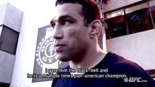 Fabricio Werdum: More than Payback