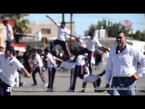 DESFILE 20 NOVIEMBRE 2014 EN DELICIAS CHIHUAHUA (FULL HD)