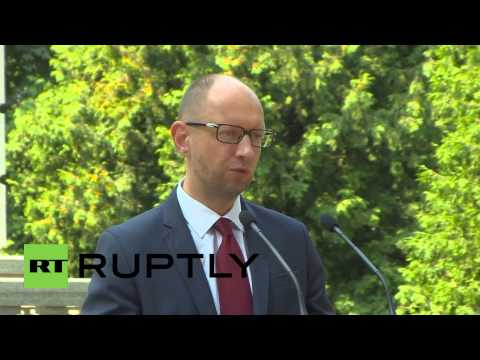 Ukraine: Kiev announces sanctions plan against Russia