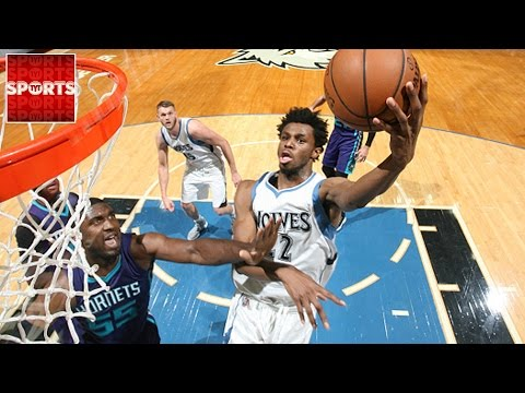 Andrew Wiggins Is on Fire