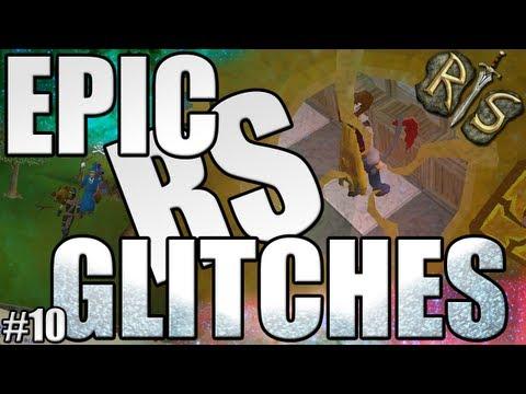 RuneScape Epic Glitches - Episode 10 - Infinite Combat XP!