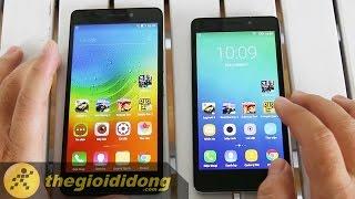 [Speedtest] Lenovo A7000 Plus và Lenovo Viber P1m | www.thegioididong.com