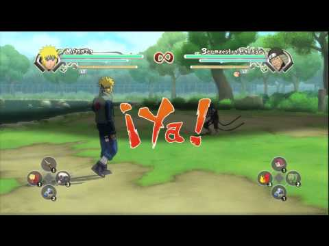 Historia Completa: Minato (Incluye Anime)