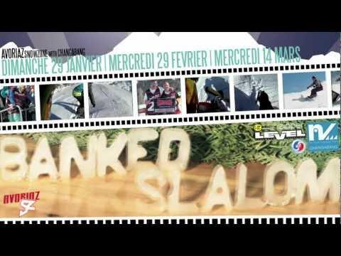 Banked Slalom 2012