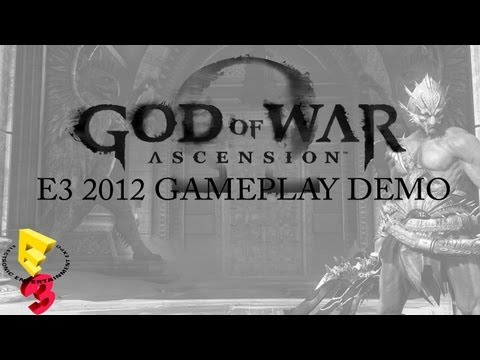 God Of War Ascension gameplay demo E3 2012
