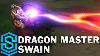 Dragon Master Swain Skin Spotlight - League of Legends