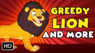 Greedy Lion And More | Non-Stop Compilations | Tamil Rhymes for Kids