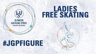 Ladies Free Skating MINSK 2017