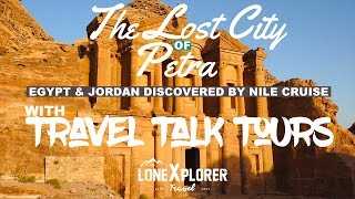 Petra, the Rose City with Travel Talk Tours (2016)