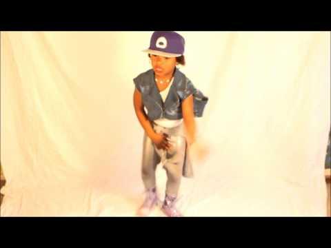 6 Year Old Hip Hop Dancer Savannah Dancing To Lil Wayne And Big Sean